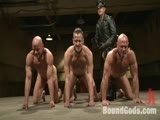 Gay Porn from boundgods - Van-Darkholme-Master-Avery-Chad-Brock-Scratch-And-Chad-Rock