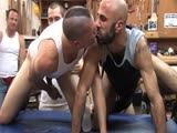 Gay Porn from RawAndRough - Aj-And-Boyhous-Get-Fisted