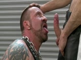 Gay Porn from UkNakedMen - Dolan-Wolf-And-Marc-Angelo