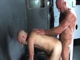 Gay Porn from RawAndRough - Glory-Hole-Sweat-Lodge-2
