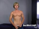 Gay Porn from BuzzWest - Carters-First-Massage