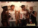 Brandon Manilow & Luke Hamill Interview @HustlaBall London 2
