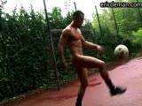Gay Porn from TheCastingRoom - Naked-Soccer-Player
