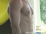 Gay Porn from tommydxxx - Muscular-Hunk-Behind-The-Scenes