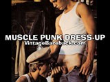Muscle Punk Dress Up