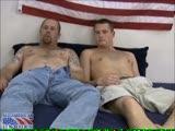 Sergeant-Brent-Staff-Sergeant-John - Gay Porn - AllAmericanHeroes
