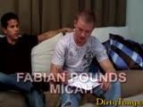 Fabian Fucks Micah