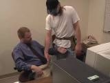 Gay Porn from RocketBooster - Office-Boys-2-Scene-3