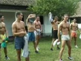 Gay Porn from WankOffWorld - Body-Builders-Muscle-Camp