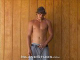 Gay Porn from islandstuds - Brock-The-Jock-Beats-Up-His-Cock
