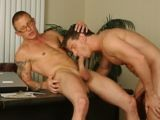 Gay Porn from Suite703  - Brenn-Wyson-And-Luke-Marcum