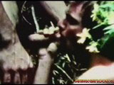 Gay Porn from vintagegayloops - Out-In-The-Woods