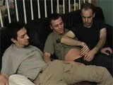 From WankOffWorld - Gaydar-Online-Home-3some