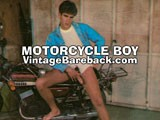 Gay Porn from VintageBareback - Motorcycle-Boy