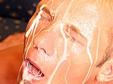 Gay Porn from ManButtered - Gay-Big-Facial-From-Str8-Guy
