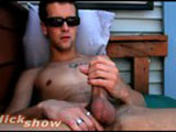 Gay Porn from DickShow - Sebastian-Show-Out