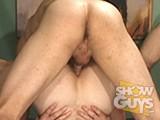 Gay Porn from showguys - David-Fucks-Ian-Jay