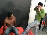 Gay Porn from WankOffWorld - Seducing-The-Photographer