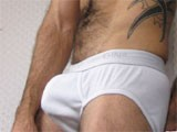 85 Underwear Bulges - Wank Off World