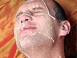 Gay Porn from ManButtered - Gay-And-Str8-Fuck-Big-Facial