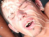 Gay Porn from ManButtered - Hot-Twink-Big-Messy-Cumshots