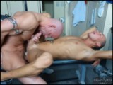 Gay Porn from Suite703  - Brock-And-Kirk-Cummings
