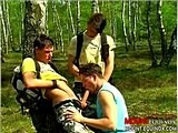 Gay Porn from mountequinox - Skater-Dudes-Three-some-Pt-C