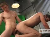 Gay Porn from HotHouse - Brandon-Bangs-Trent-Locke