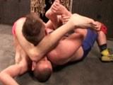 Bareback Wrestlers