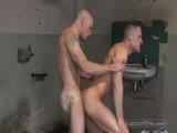 Gay Skinheads fucking