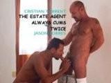 Estate Agent Always Cums Twice