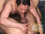 Gay Porn from showguys - Spike-Fucks-Scott