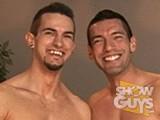 Gay Porn from showguys - Phenix-Fucks-Hugo
