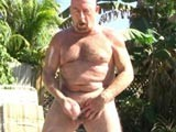 Gay Porn from DaddyStrokes - Daddy-Chuck-Plays-With-Himself