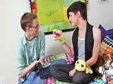 From GayLifeNetwork - Strange-Games-N-Great-Sex