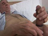 Gay Porn from DaddyStrokes - Grandaddy-Jerks-Off