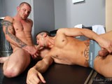 Gay Porn from Suite703  - Brenn-Wyson-And-Phenix-Saint