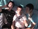Gay Porn from BoyCrush - Boycrush-Bus-3way-Part-2