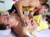 Gay Porn from gayroom - Pervert-Masseuse