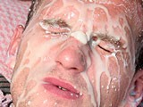 Gay Porn from ManButtered - Ten-Heavy-Cum-Load-On-Face