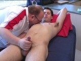 Gay Porn from GreatCanadianMale - Troy-First-Contact