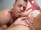 Gay Porn from gayroom - Shane-Gets-Frosted-5