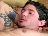 Gay Porn from randyblue - Chris-R-Johnny-H