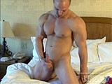 From mission4muscle - Kyle-Steven-Huge-Cum-Load