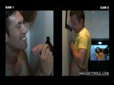 Let-Me-See-Your-Dick-Not-Your-Face-Pt1 - Gay Porn - UngloryHole