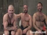 Gay Porn from boundgods - Xavier-Kurt-And-Tober