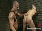 Gay Porn from boundgods - Cj-Madison-And-Adam-Russo