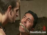 Gay Porn from boundgods - Phenix-Saint-And-Gianni-Luca