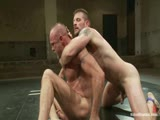Gay Porn from nakedkombat - Morgan-Black-And-Chad-Brock