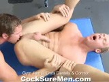 Gay Porn from CocksureMen - Chris-And-Connor